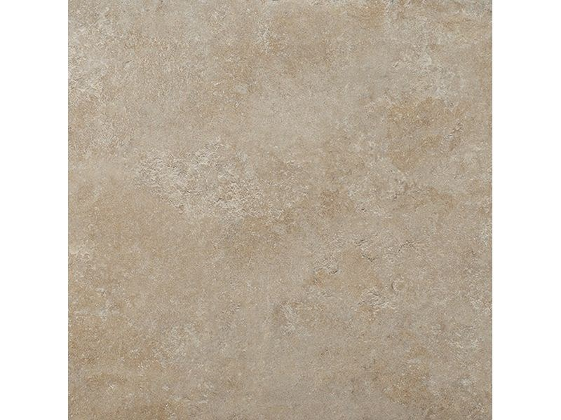 Porcelain stoneware flooring with stone effect CASTLE TAUPE by Ceramiche Coem