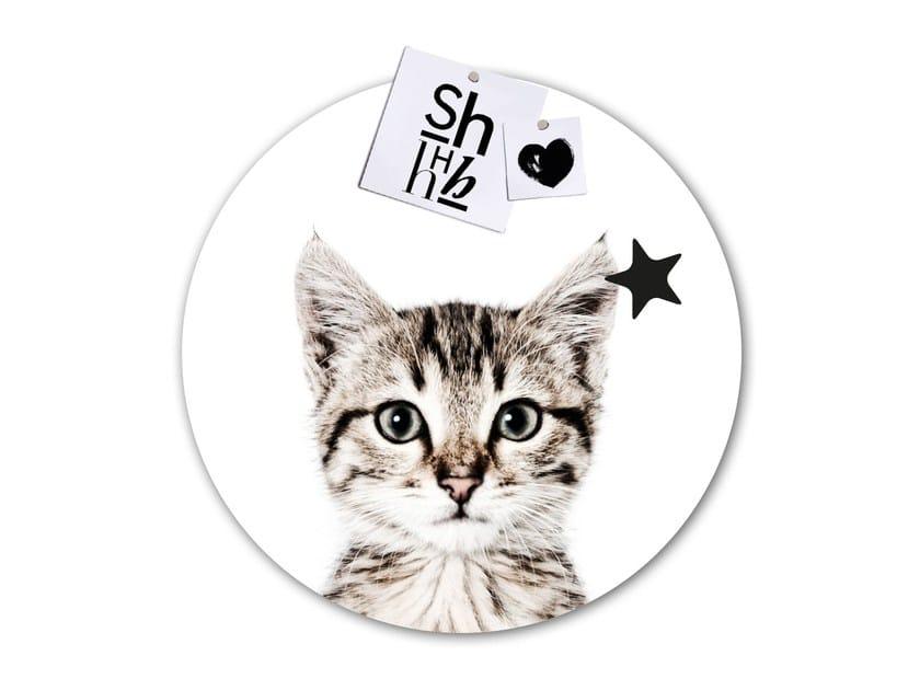 Motif wall sticker CAT | Wall sticker by Groovy Magnets