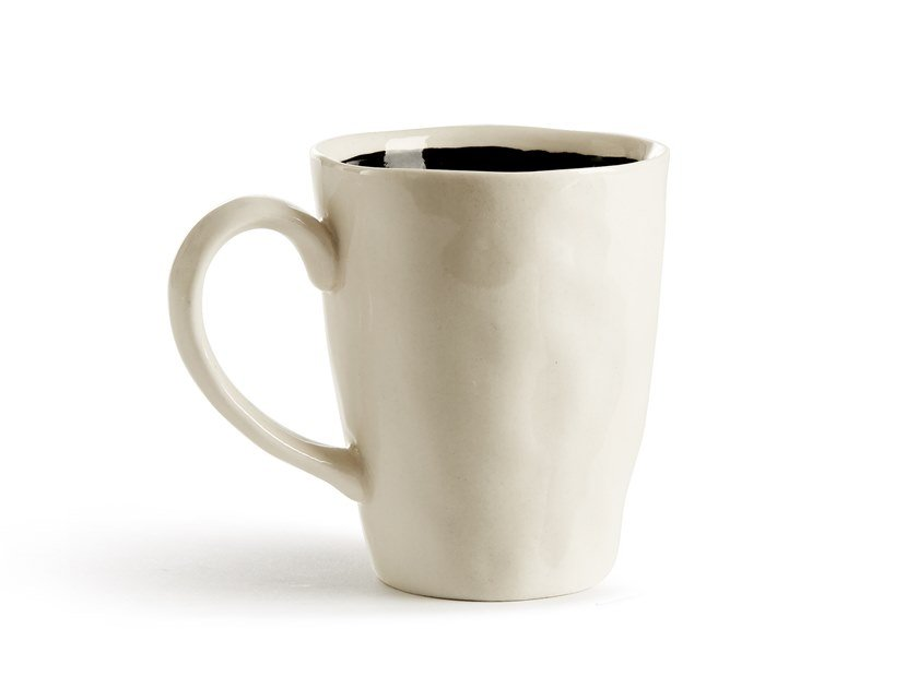 Porcelain stoneware mug CATALINA BORDO | Mug by Fill