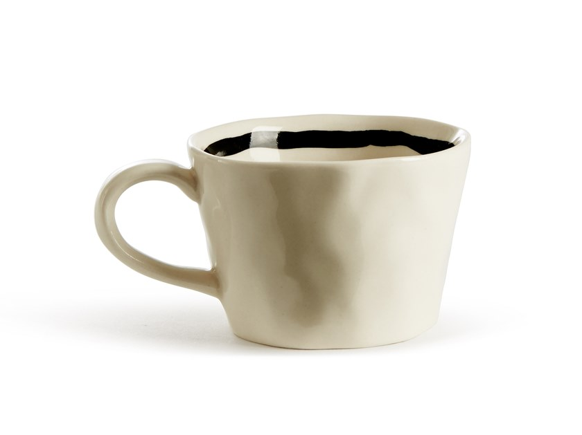 Porcelain stoneware cup CATALINA BORDO | Cup by Fill