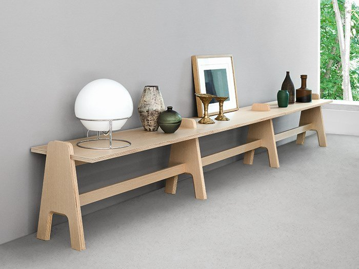 Bench CAVALLETTO | Bench by Agapecasa