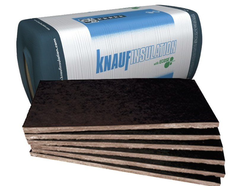 Rock wool Thermal insulation panel Cavitec 032 B (TP 432 B) by KNAUF INSULATION - TO