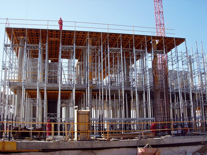 Aluminium modular formwork CC-4 by ULMA Construction