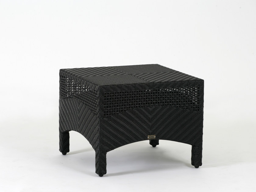 Square side table CEDAR | Side table by 7OCEANS DESIGNS