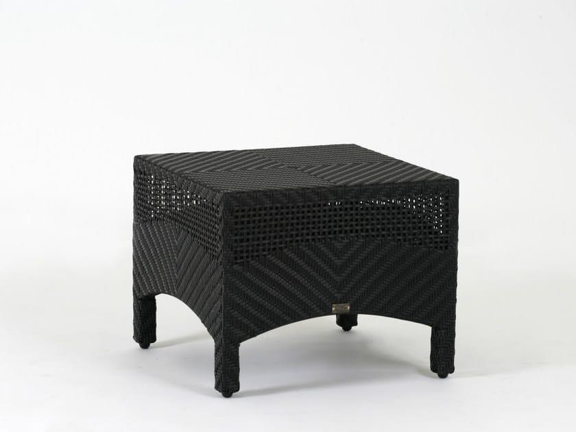Tavolino di servizio quadrato CEDAR | Tavolino di servizio by 7OCEANS DESIGNS