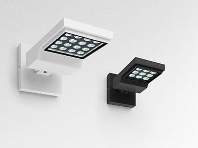 LED aluminium Outdoor floodlight CEFISO | LED Outdoor floodlight by Artemide