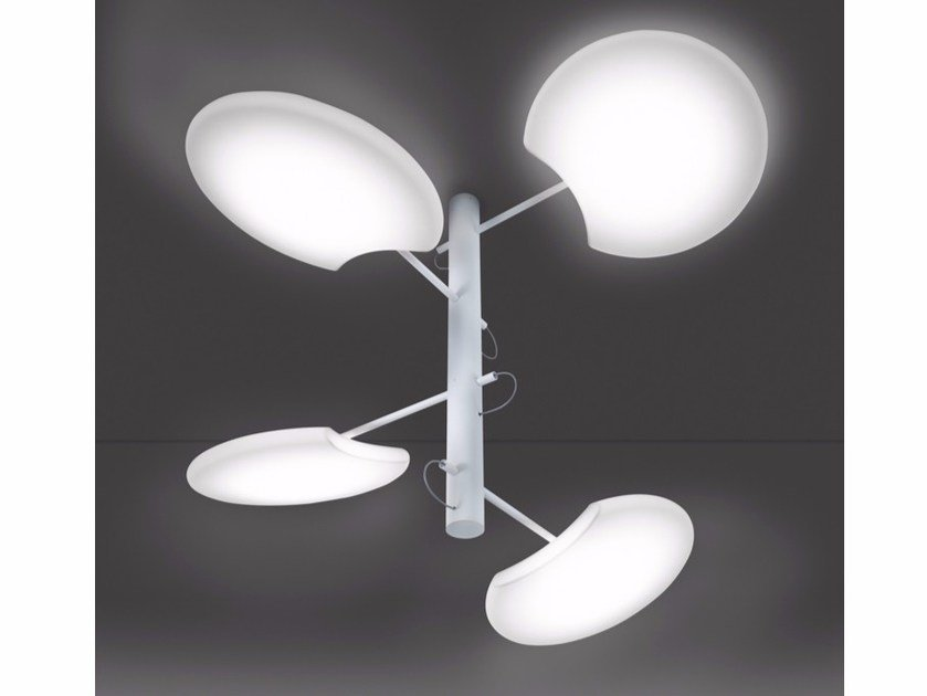 LED ceiling lamp SUPERMOON | Ceiling lamp by Alma light