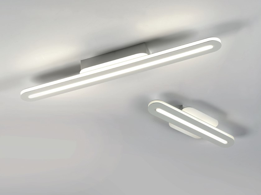 LED metal ceiling lamp TRATTO | Ceiling lamp by Cattaneo