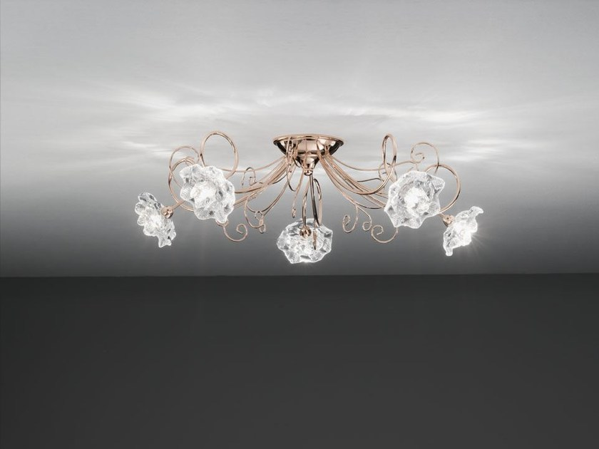 Direct light ceiling light BUTTERFLY | Ceiling light by IDL EXPORT