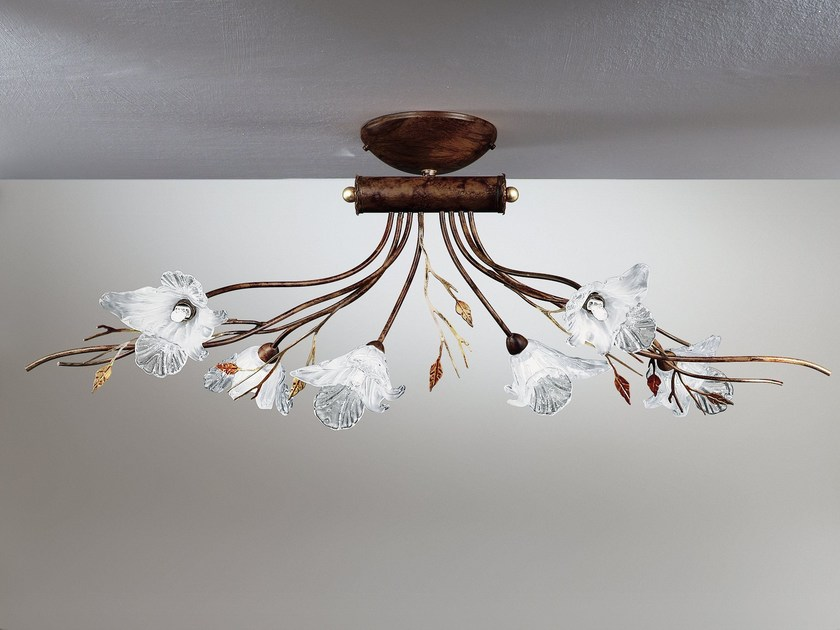 Direct light ceiling lamp ORCHIDEA | Ceiling lamp by IDL EXPORT