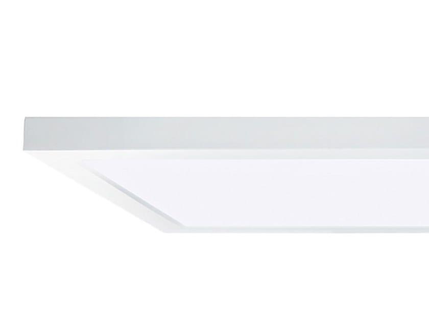 LED methacrylate ceiling lamp IPLAN ACCESS | Ceiling lamp by iGuzzini