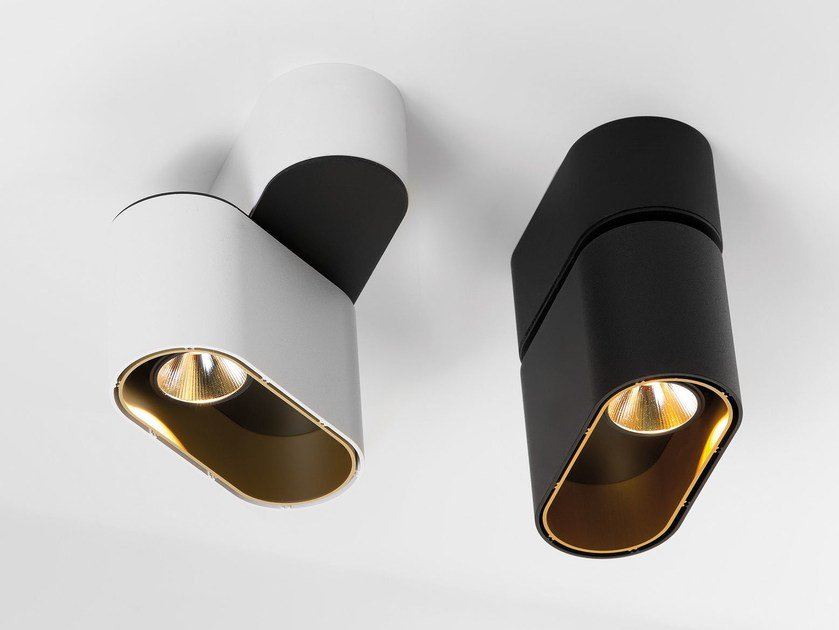 Modular Nomad Lamp : Duell ceiling spotlight duell collection by modular lighting