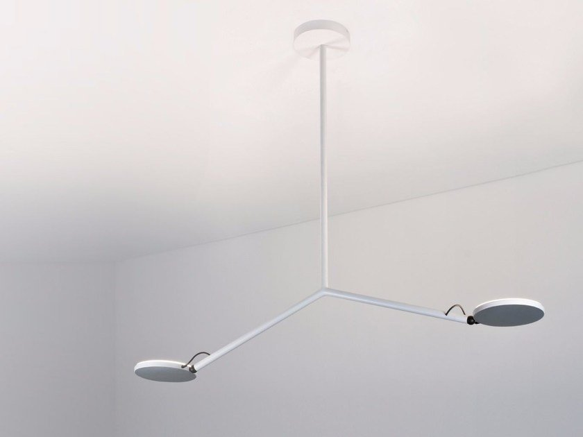 LED adjustable ceiling lamp AVVENI CEILING 2 by Sattler
