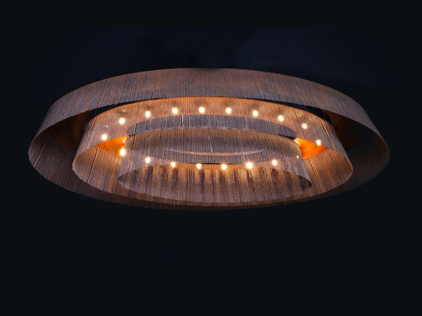 Ceiling lamp ELLIPTICAL 3 TIER | Ceiling lamp by Willowlamp
