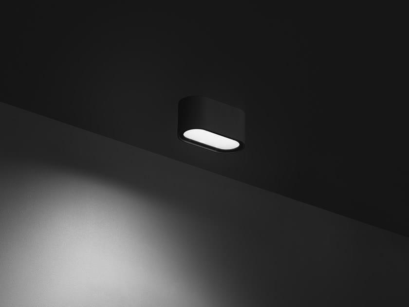 Plafoniere Per Lampade A Led : Pathfinder lampada da soffitto per esterno collezione