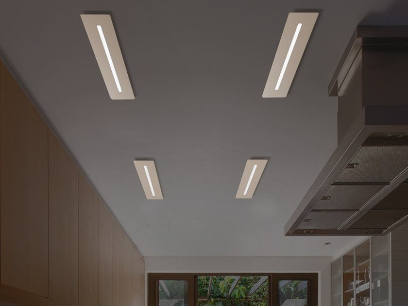 LED ceiling light CENTRELINE | Ceiling light by Cattaneo