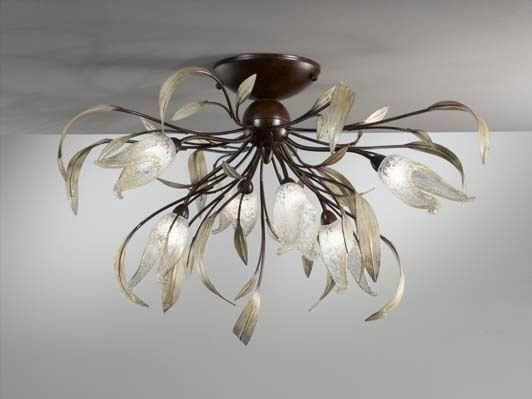 Direct light ceiling light ALLORO | Ceiling light by IDL EXPORT