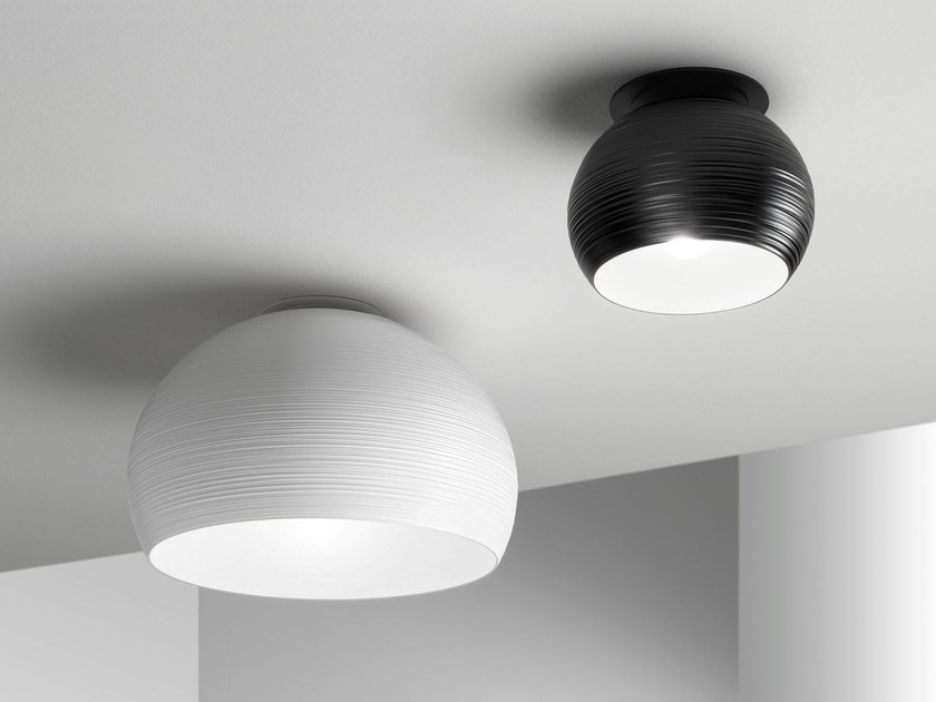 Direct light metal ceiling light ISCHIA | Ceiling light by IDL EXPORT