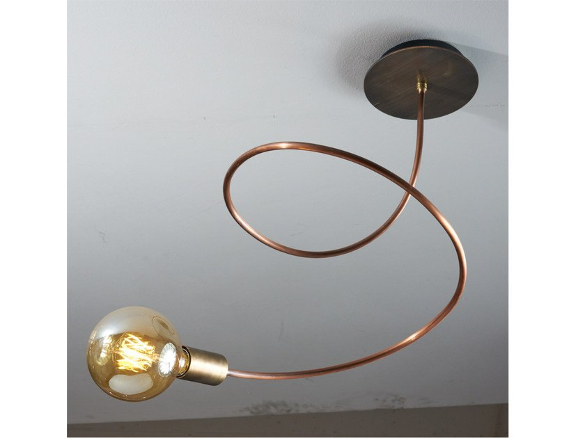 Ceiling Light With Swing Arm Pato By Zava