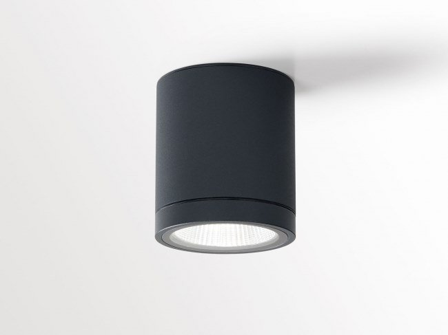 Faretto per esterno a LED a soffitto DOX | Faretto per esterno a soffitto by Delta Light