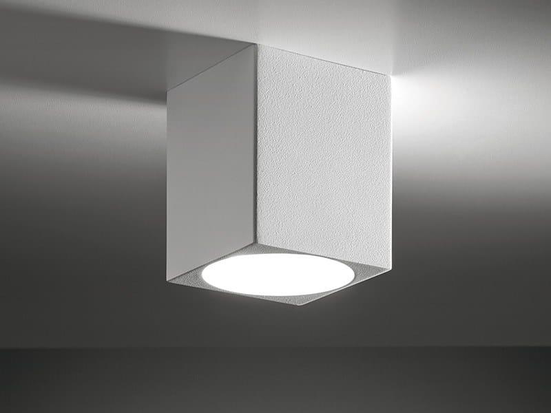 LED ceiling lamp SKRUBO   Ceiling lamp by Sforzin