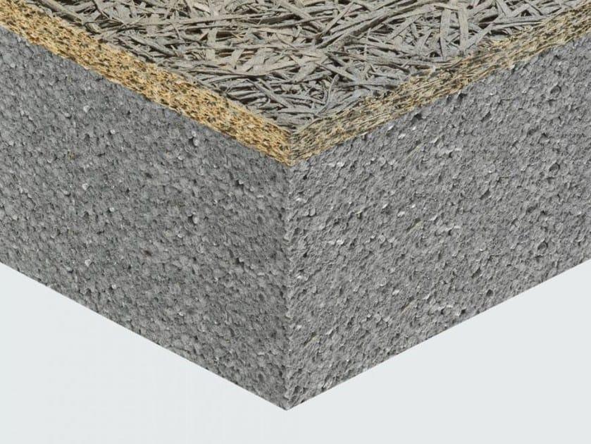Sound insulation panel CELENIT G2 by CELENIT