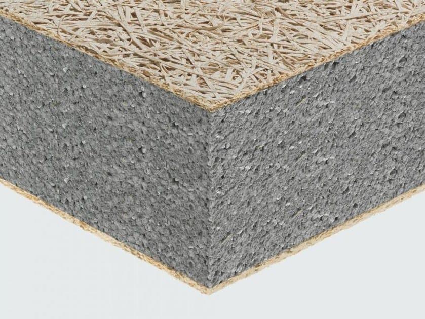 Sound insulation panel CELENIT G3AB by CELENIT