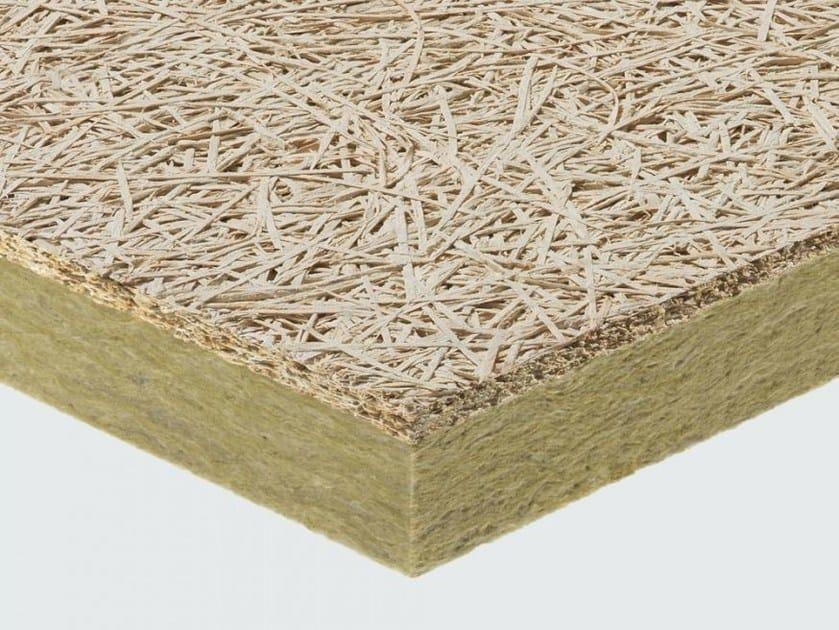 Cement-bonded wood fiber ceiling tiles CELENIT L2AB15/A2 by CELENIT