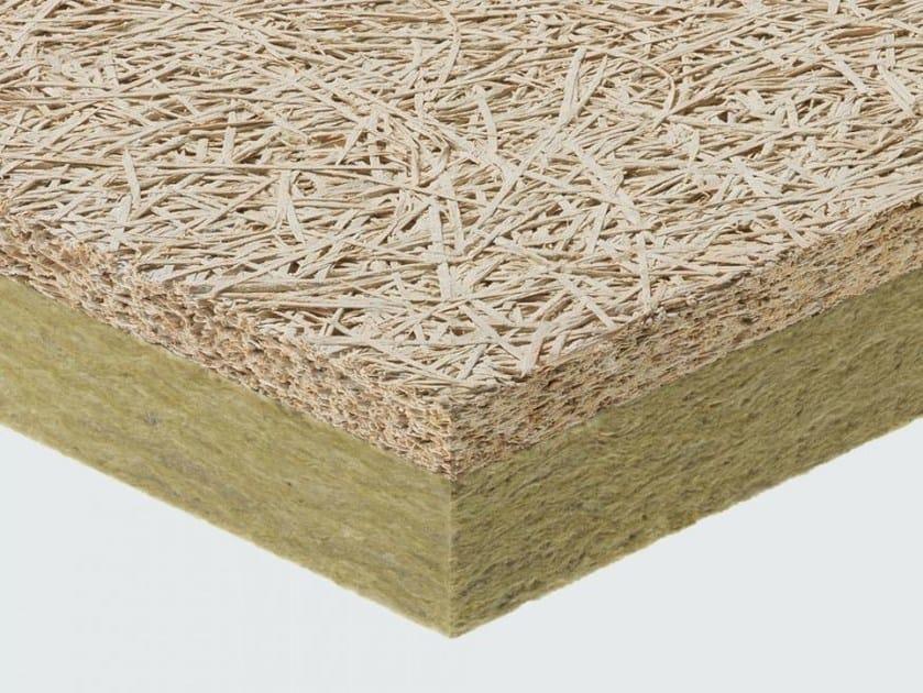 Cement-bonded wood fiber ceiling tiles CELENIT L2AB25/A2 by CELENIT