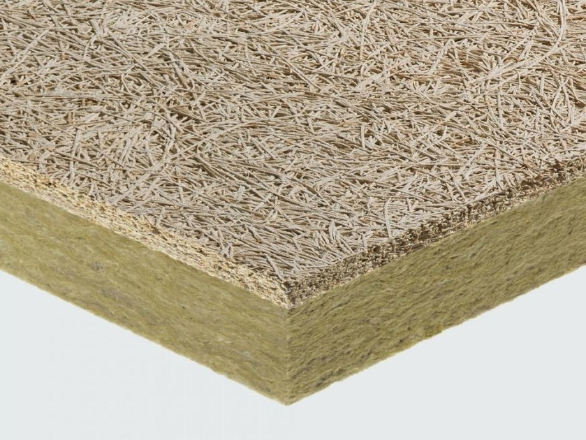 Cement-bonded wood fiber ceiling tiles CELENIT L2ABE15/A2 by CELENIT