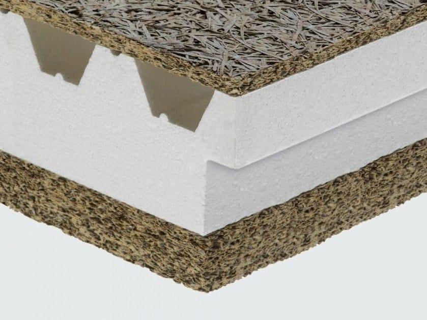 Ventilated roof system CELENIT P3/V by celenit