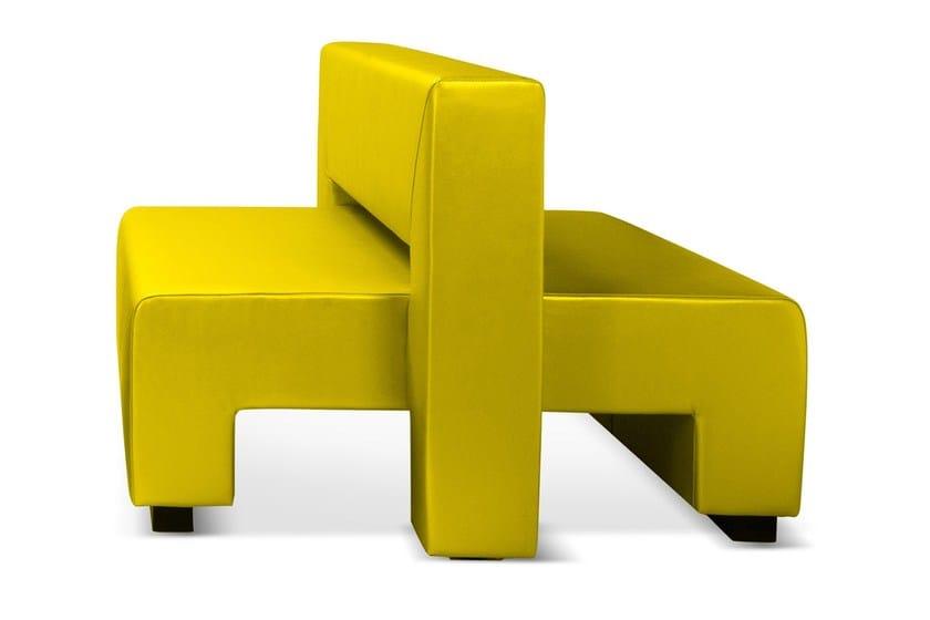 Leisure sofa CELIATITO DOPPIO | Leisure sofa by Domingo Salotti