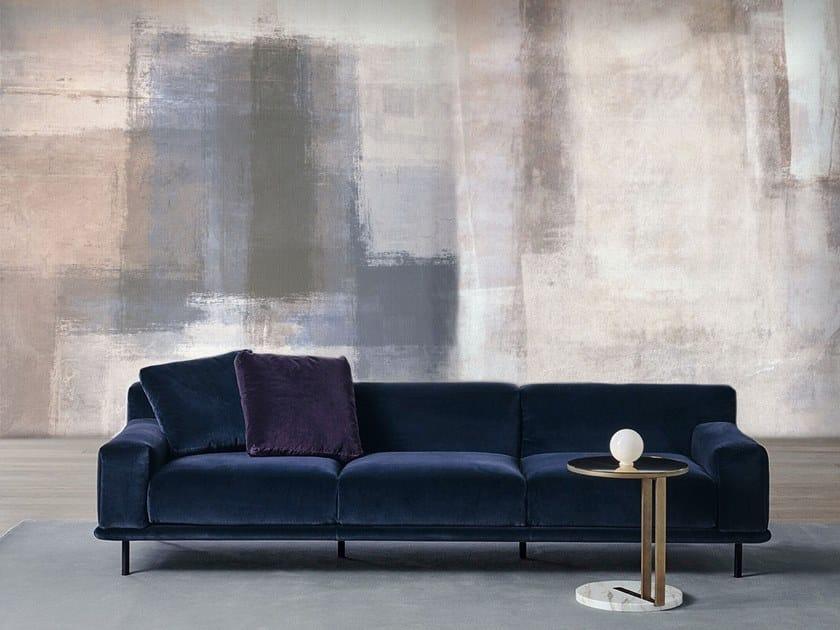 Wall tiles / wallpaper CEMENT BLUE by Officinarkitettura®