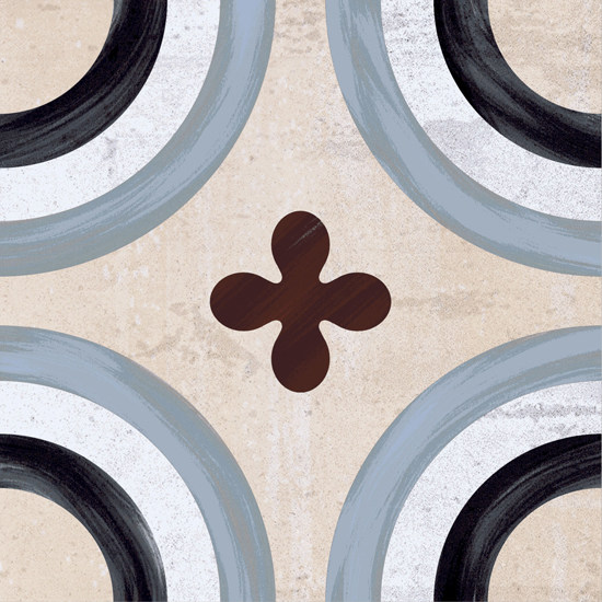 Porcelain stoneware wall/floor tiles CEMENTINE 20 1 by Ceramica Fioranese