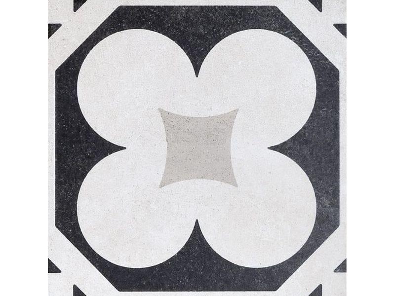 Pol Cementine Black White 4 Kollekciya Cementine Black White By