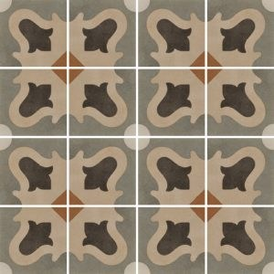 Porcelain stoneware wall/floor tiles CEMENTINE_BOHO 3 by Ceramica Fioranese