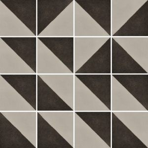 Porcelain stoneware wall/floor tiles CEMENTINE_BOHO 4 by Ceramica Fioranese