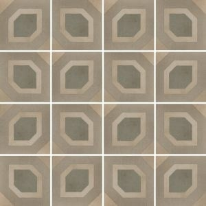 Porcelain stoneware wall/floor tiles CEMENTINE_BOHO 5 by Ceramica Fioranese