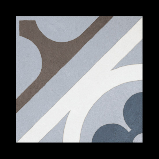 Porcelain stoneware wall/floor tiles CEMENTINE_RETRÒ 1 by Ceramica Fioranese