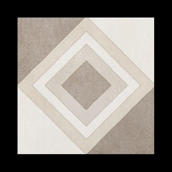 Porcelain stoneware wall/floor tiles CEMENTINE_RETRÒ 4 by Ceramica Fioranese