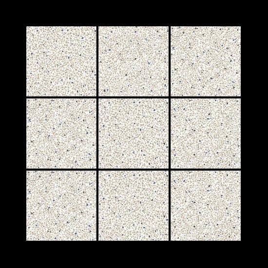 Porcelain stoneware wall/floor tiles CEMENTINE_RETRÒ BIANCO by Ceramica Fioranese