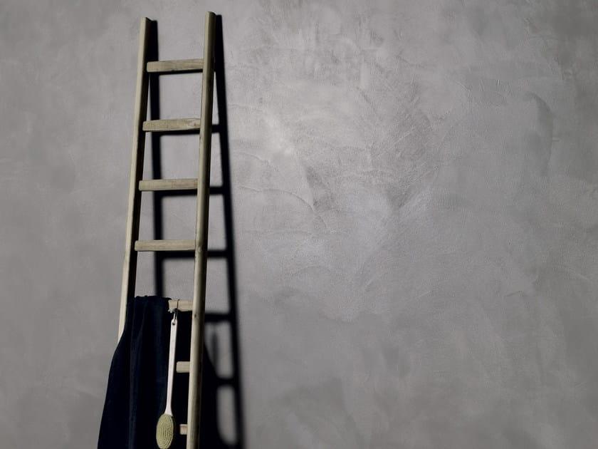 Rivestimento con texture in calce tadelakt cementocrudo wall ccw