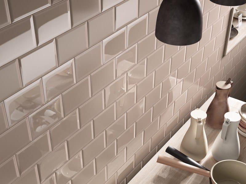 Wall tiles CENTO PER CENTO A by Ceramica d'Imola