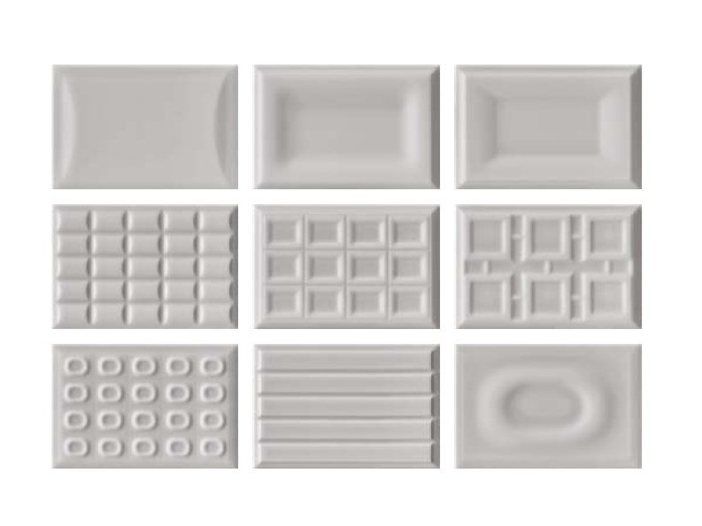 Indoor faïence wall tiles CENTO PER CENTO G by Ceramica d'Imola