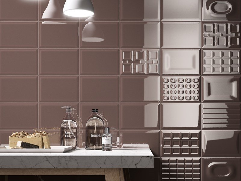 Wall tiles CENTO PER CENTO T by Ceramica d'Imola