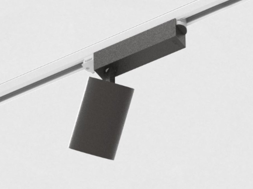 LED Track-Light with dimmer CENTRIQ by PROLICHT