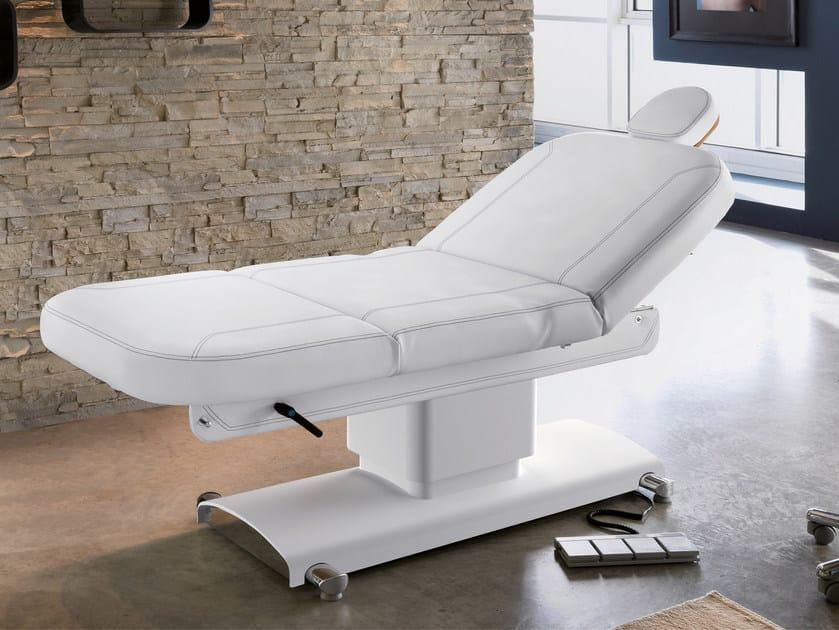 Lettino Pieghevole Per Massaggio.Lettino Per Massaggi Elettrico Pieghevole Centrun By Lemi Group