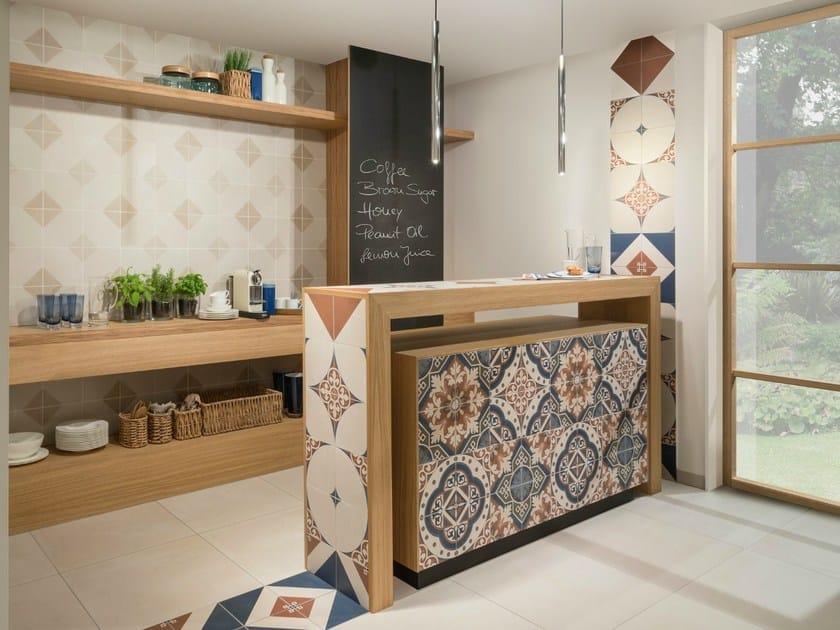 Indoor porcelain stoneware wall/floor tiles CENTURY UNLIMITED by Villeroy & Boch Fliesen