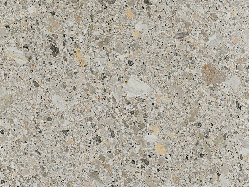 Porcelain stoneware wall/floor tiles with stone effect CEPPO ACERO by PORCELANOSA