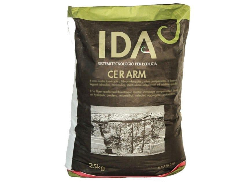 Fibre reinforced mortar CERARM by IDA